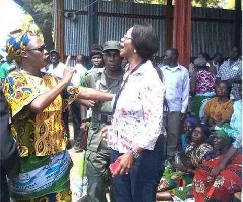 Sylvia tekanya - Mumbi Phiri advised Masebo at PF General Conference