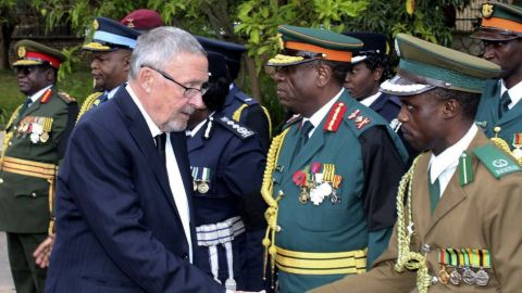 There's a lot more to Zambia's new president than his whiteness