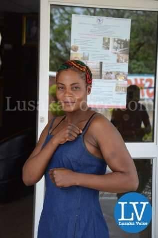 Esther Phiri vs Evelyn Odoro