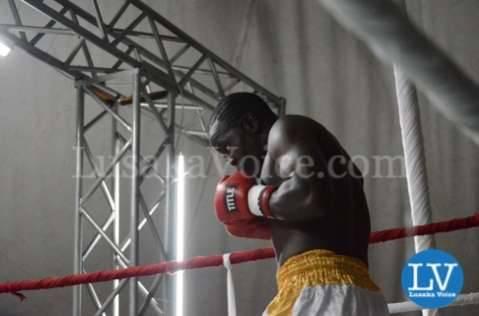 Boxing Zambia