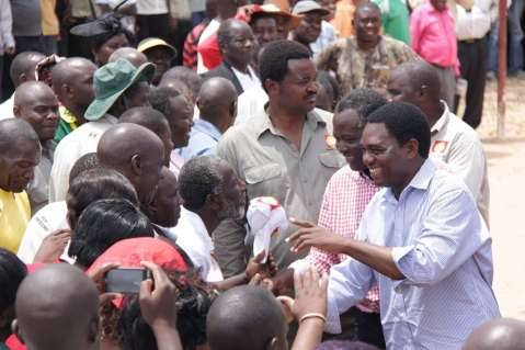 Hakainde Hichilema Dec 7th 2014 - Thank you all for joining me on our Zambia United Tour. I look forward to moving Zambia forward on this new journey,.