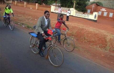 Hichilema - UPND 'Zambia United' tour of the country, Chipata
