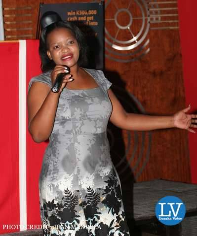 Zambia Gospel singer Gloria Kabonga - Lusakavoice.com