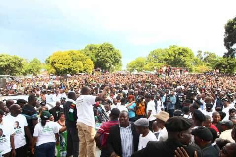 LAUNCH OF PF NATIONAL CAMPAIGN in Pictures