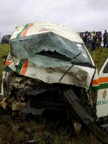 Zesco United Crash in Kabwe
