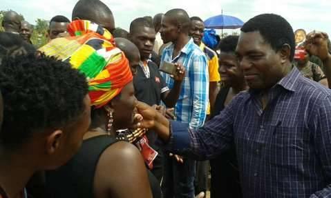 Zambia United- Eastern Province, HH HIchilema ,.