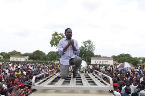 Zambia United tour continues. Here are some photos from Choma, Nov 30th 2014