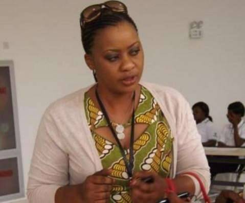 ActionAid Zambia Country Director Pamela Chisanga