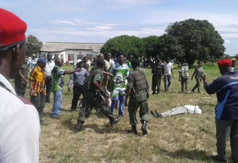 PF cadres attack UPND supporters in Mongu
