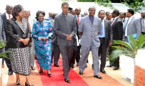 President-Lungu
