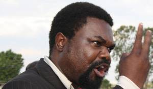 UPND Vice-President Dr. Canisius Banda