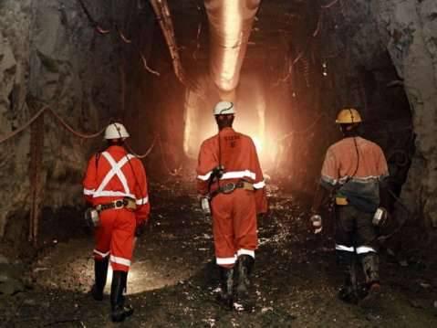Barrick Gold's Lumwana mine