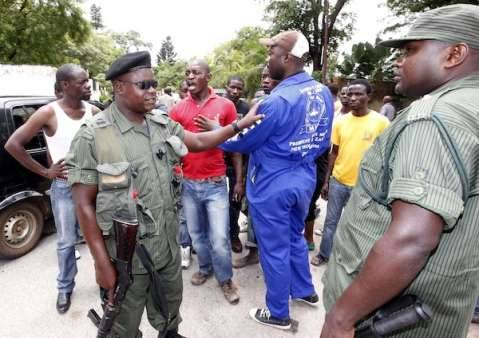 Lusambo police mmd