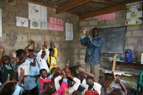 Schools in Zambia
