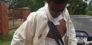 Zambian Voice executive director Chilufya Tayali beaten by UPND Cadres