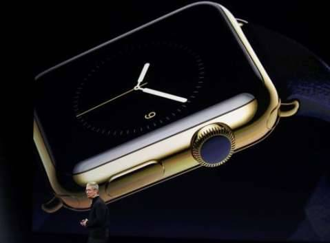 Apple debuts $17,000 watch