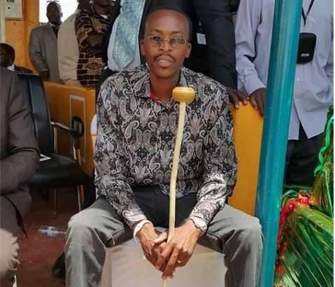 Brian Hapunda At Chipata,eastern Province. for Ncwala