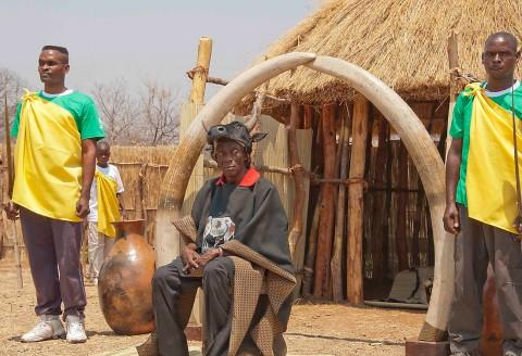Chief Mukuni