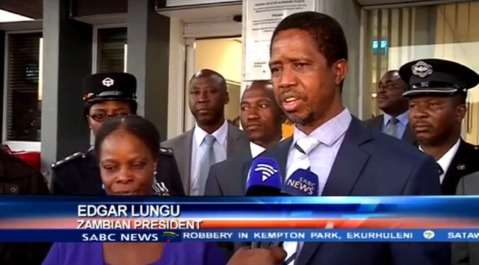 Edgar-Lungu-arrives-in-South-Africa-for-Treatment-Lusaka-Voice-