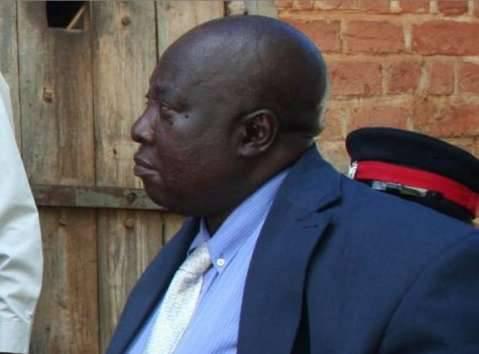 Former Mumbwa district commissioner Sunday Shamabanse