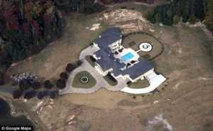 Home- Dollar and his family primarily live in this multi-million dollar in Fayettville, Georgia, south of Atlanta