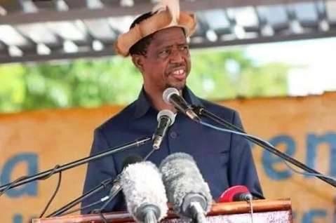 Hon. Edgar Chagwa Lungu