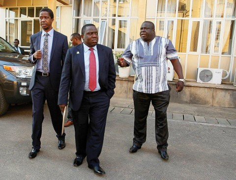 Honourable Chishimba Kambwili