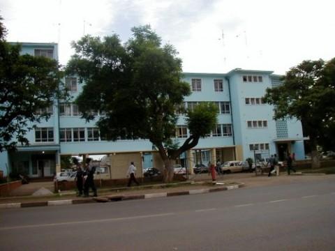 Lusaka Central Police Station