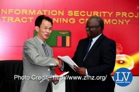 Martin Chungu Mwanambale - Photo Credit Jean Mandela - Lusakavoice.com