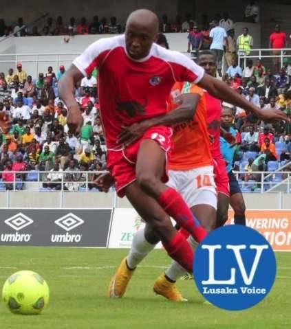 Mbabane Mabila Sifiso being pulled by ZESCO Jackson Mwanza  - Photo Credit Jean Mandela - Lusakavoice.com-1