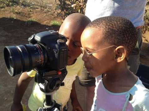 Orbis Africa launched Africa's first documentary film on eye health in South Africa on World Sight Day in October 2014