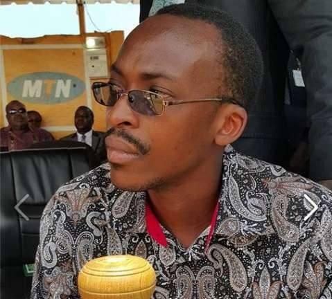 PF Media Director Brian Hapunda
