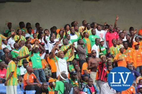 ZESCO Supporters - Photo Credit Jean Mandela - Lusakavoice.com