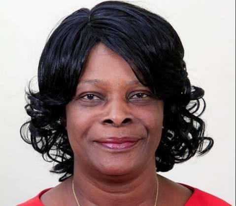 Zambia First Lady Mrs Esther Lungu