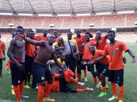 Zambia U-23 men's national football team