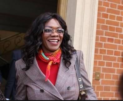 expelled PF Chongwe Member of Parliament Silvia Masebo