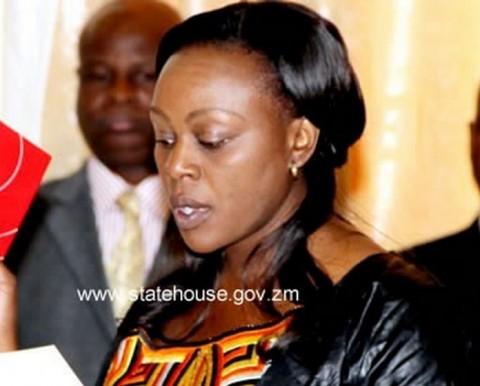 Permanent Secretary, Anna Mwitwa Mwewa