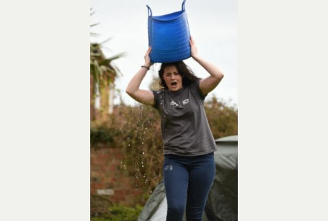 Alix Clark, 23, has signed up for a Voluntary Services Overseas humanitarian trip to Zambia