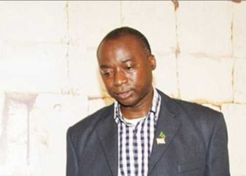 Jerusalem House of Prayer Zambia executive member, Wesley Mulungushi