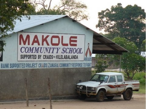 Kilelabalanda Orphanage - Credit - ktkarlfreeman