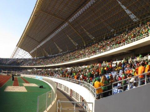 Levy Mwanawasa Stadium