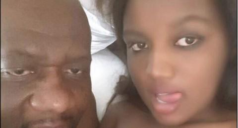 Mainga Mwaanga caught in bed with small girl, Priscilla Ibrahim Taub