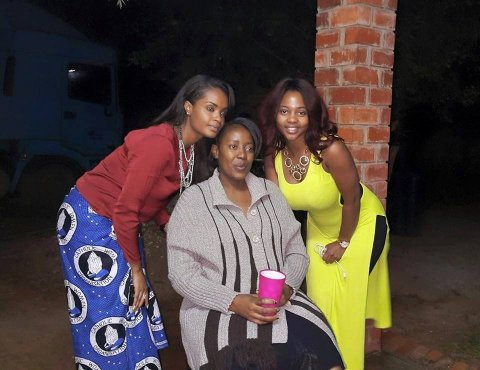 Mrs Alice Njovu-Banda Banda [...wife of Dr Canisius BANDA for 15 years]