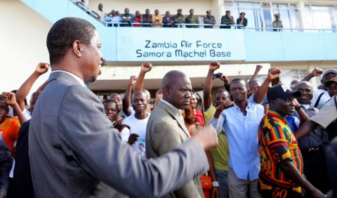 PRESIDENT Edgar Lungu has said the Patriotic Front (PF) will deliver on its promises because it is a party that 'walks the talk'.