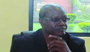 Justice Minister Ngosa Simbyakula