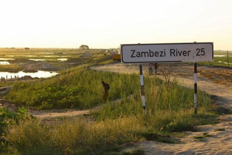 The Zambezi River is Western Province's greatest resource and its lifeline. Forming the Western boundary of Zambia (separating Angola), the Zambezi River provides fish, fertile plains, and transportation routes on its waters.
