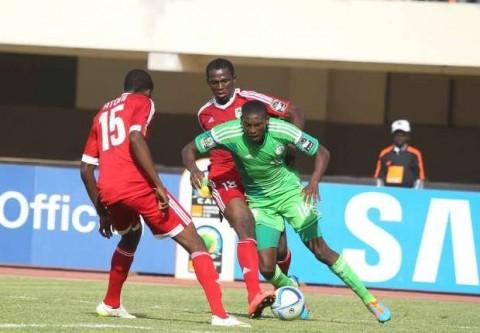 Zambia U23 1-2 Nigeria U23 (1-2 agg): Awoniyi's brace fires Dream Team to All African Games