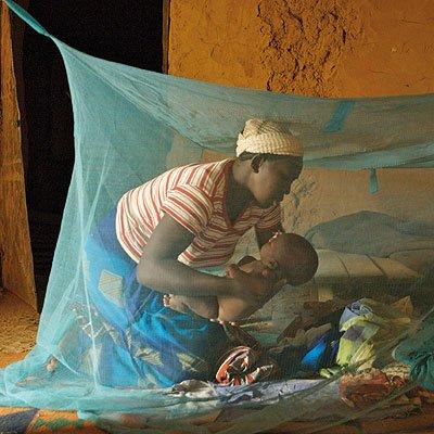mosquito net-photo credit-flamingofoundation.org/communities