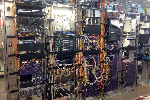 server outage