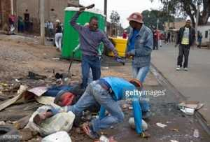 xenophobia Gallo Images 2015 Gallo Images (PTY) LTD ALEXANDRA, SOUTH AFRICA APRIL